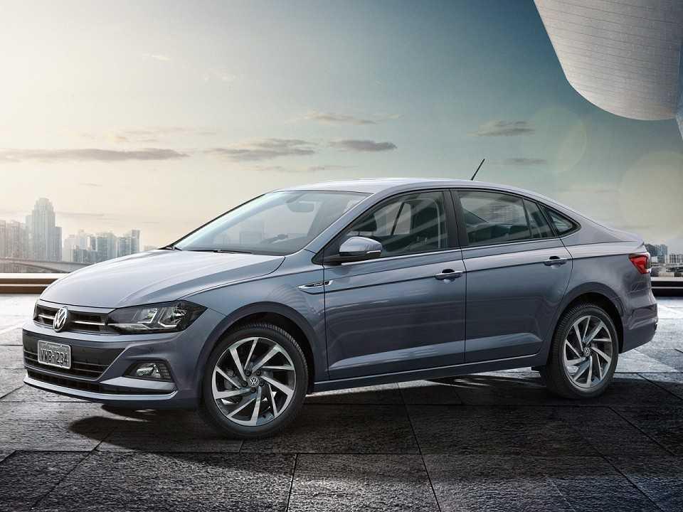 Volkswagen Virtus 2019