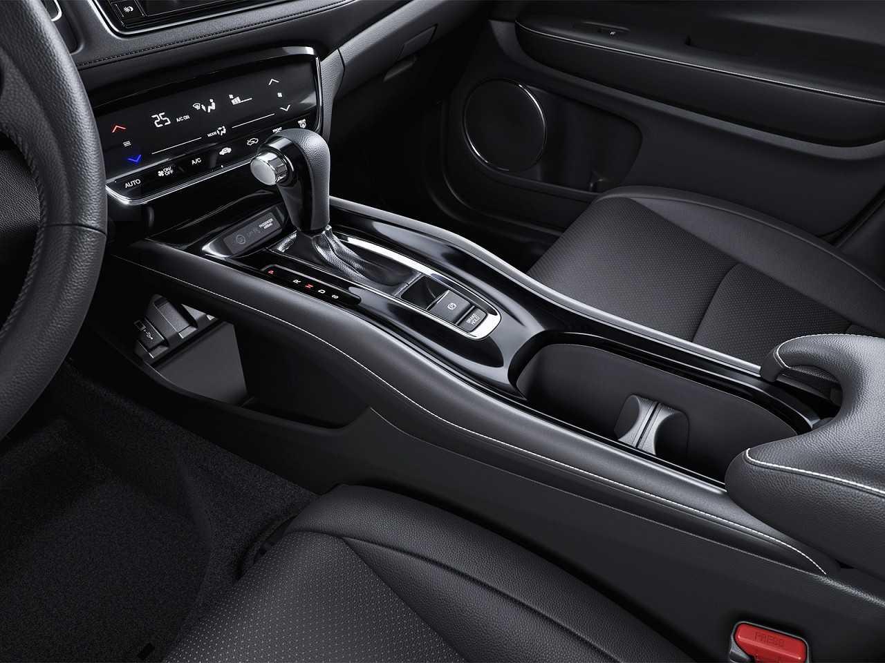 HondaHR-V 2019 - console central