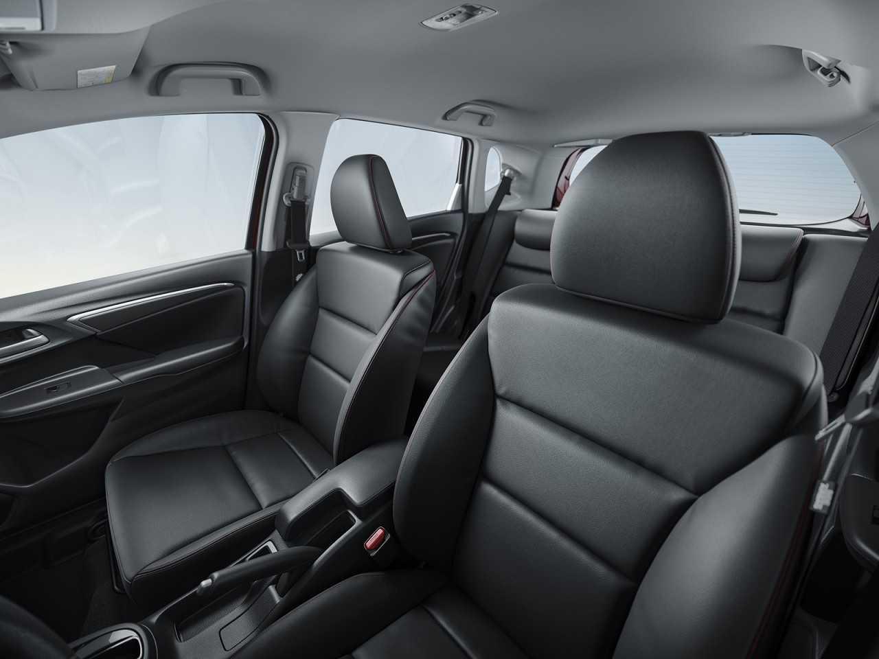 HondaWR-V 2019 - bancos dianteiros