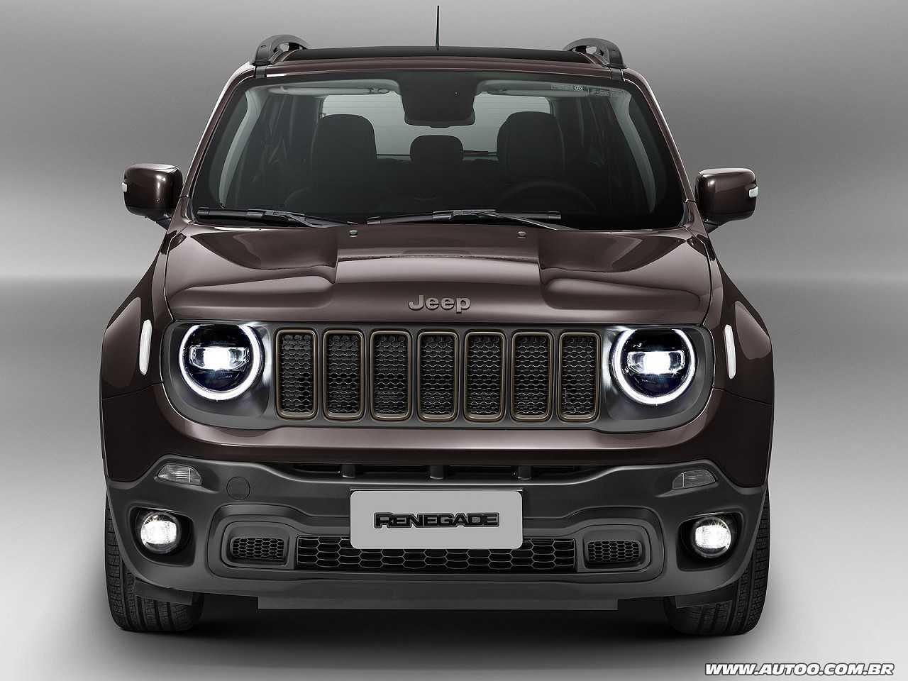 JeepRenegade 2019 - frente