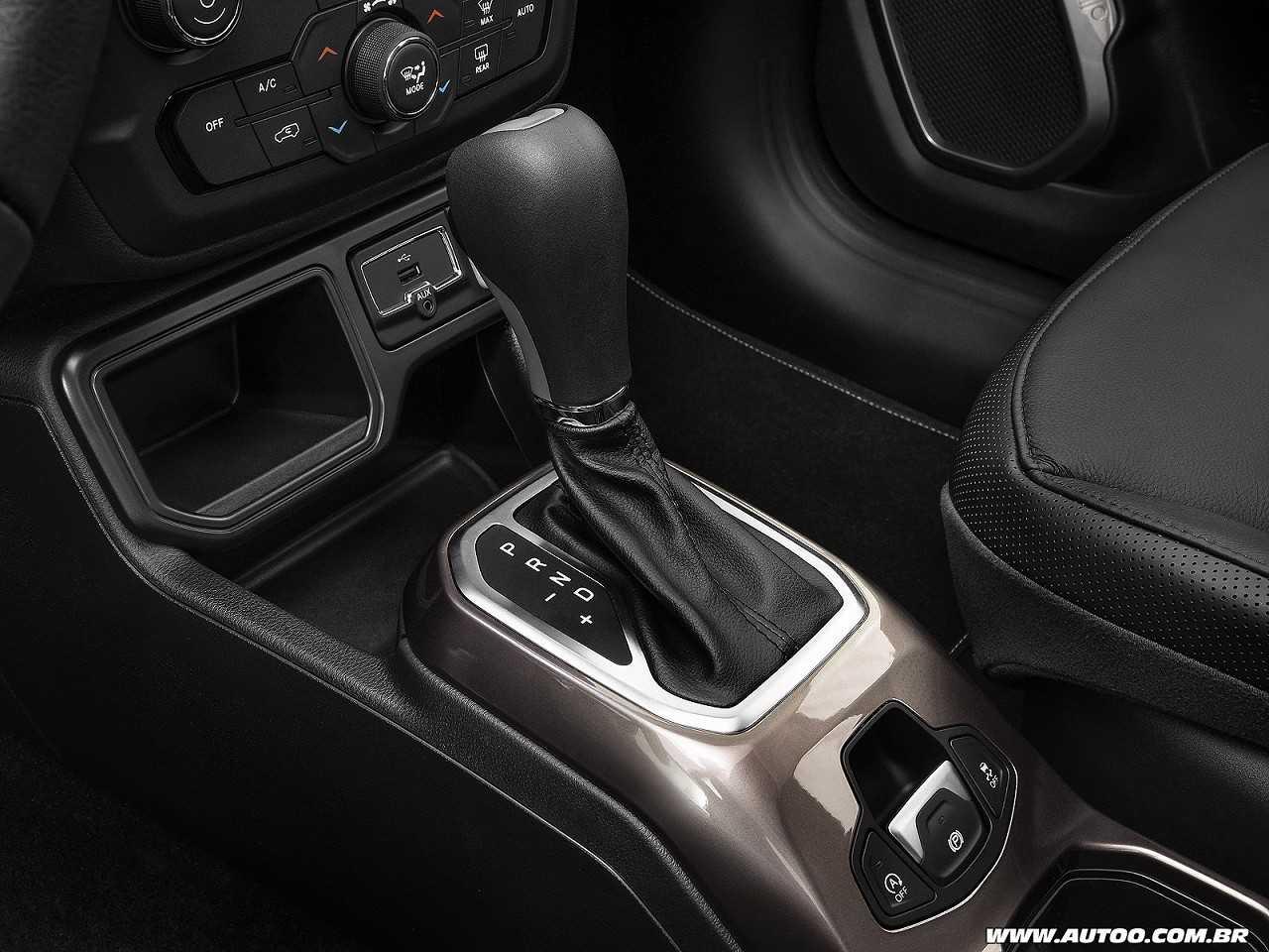 JeepRenegade 2019 - câmbio