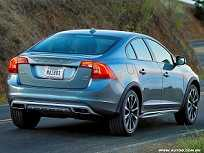 Volvo S60 Cross Country 2016