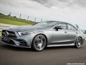 Mercedes-AMG CLS 53 chega ao Brasil por R$ 599.900