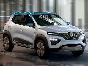 Renault exibe melhorias para Sandero e Logan e até um Kwid elétrico
