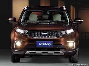 Ford confirma Ecosport sem estepe e prepara rival para o Jeep Compass