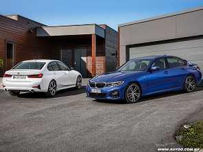 Nova geração do BMW Série 3 entra em pré-venda no Brasil