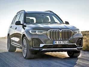 BMW revela o X7, seu maior SUV