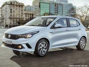 Versão Precision volta ao mercado e completa a linha Fiat Argo 2019