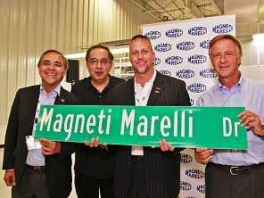 FCA vende Magnetti Marelli para grupo japonês