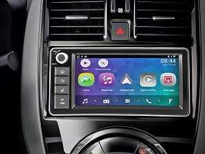 Os carros mais baratos equipados com central multimídia