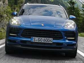 Porsche: próximo Macan será apenas elétrico