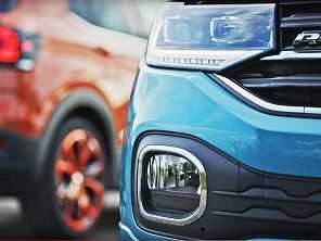Volkswagen T-Cross tem faróis e lanternas revelados
