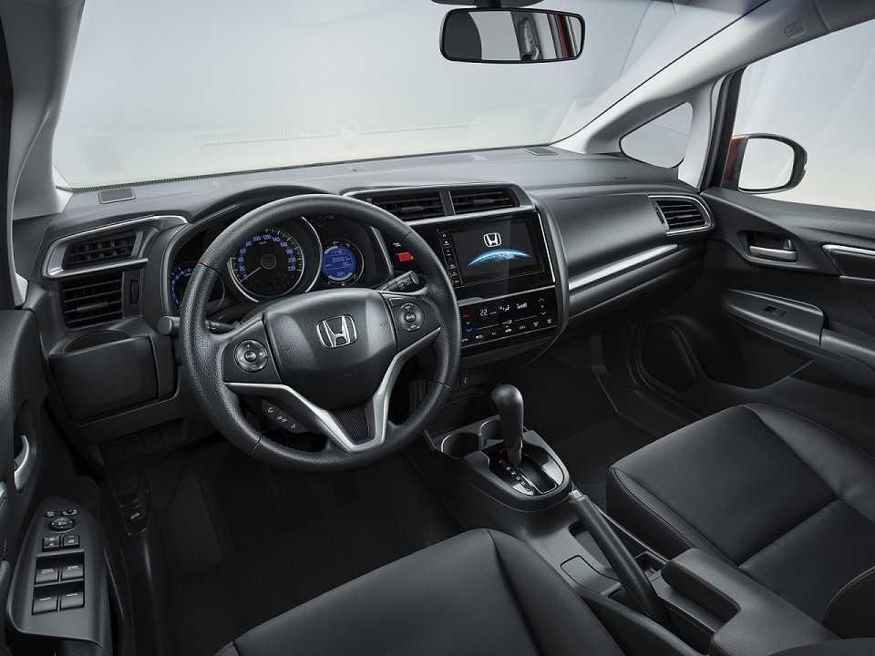 HondaWR-V 2019 - painel