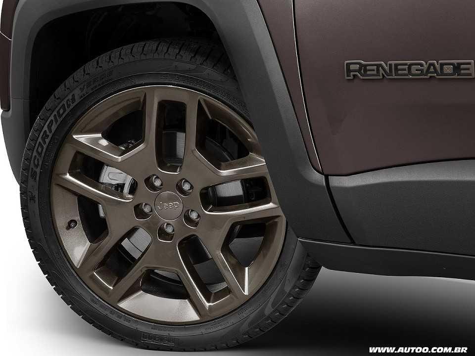 JeepRenegade 2019 - rodas