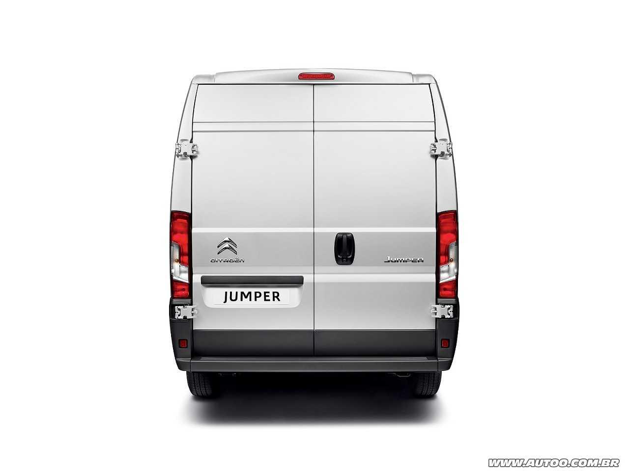 CitroënJumper 2019 - traseira
