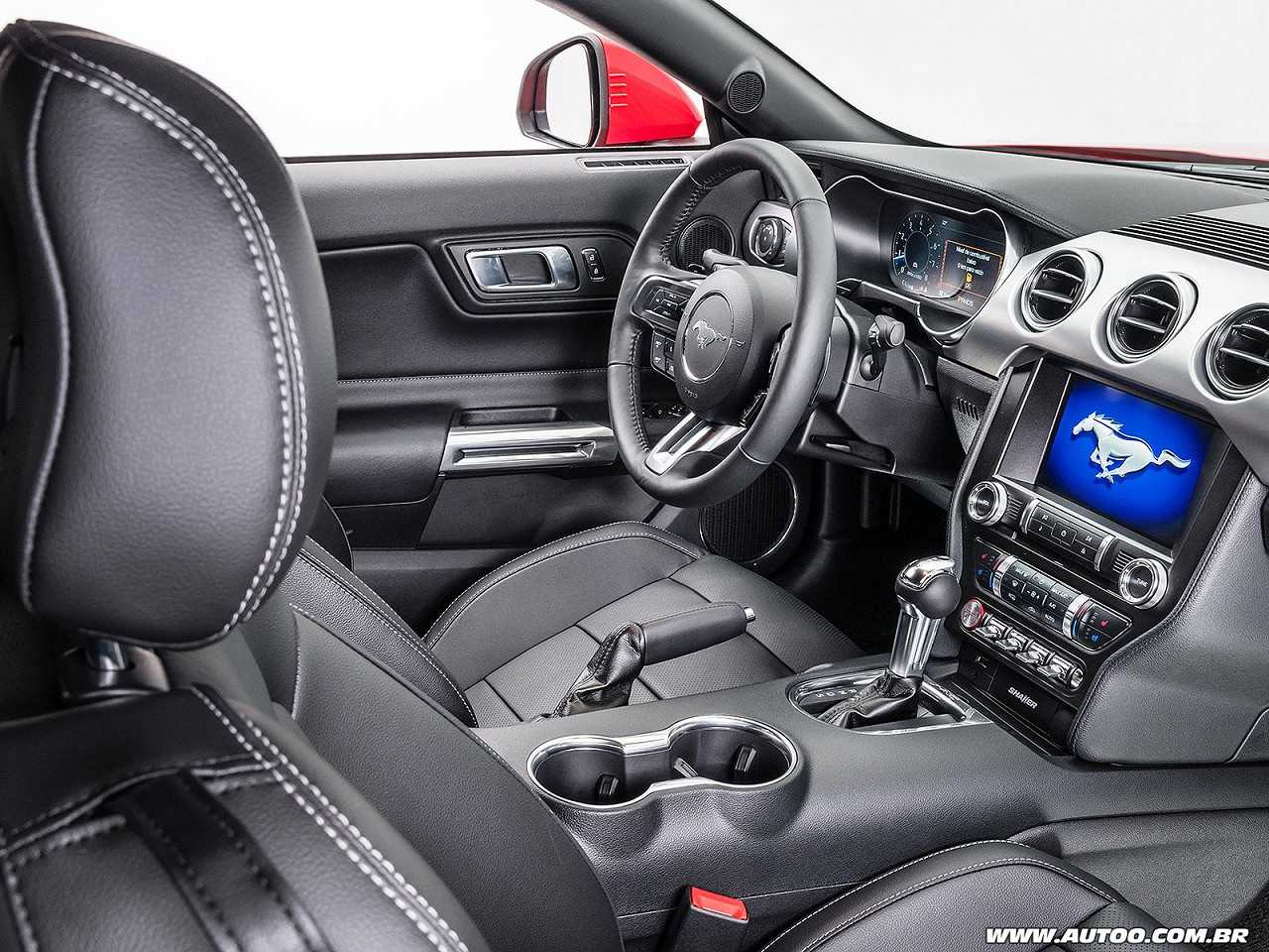 FordMustang 2019 - painel