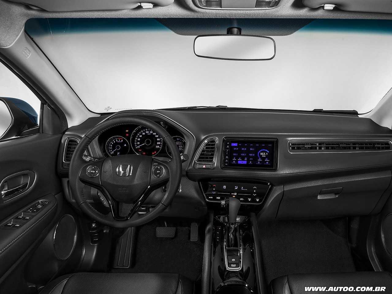 HondaHR-V 2019 - painel