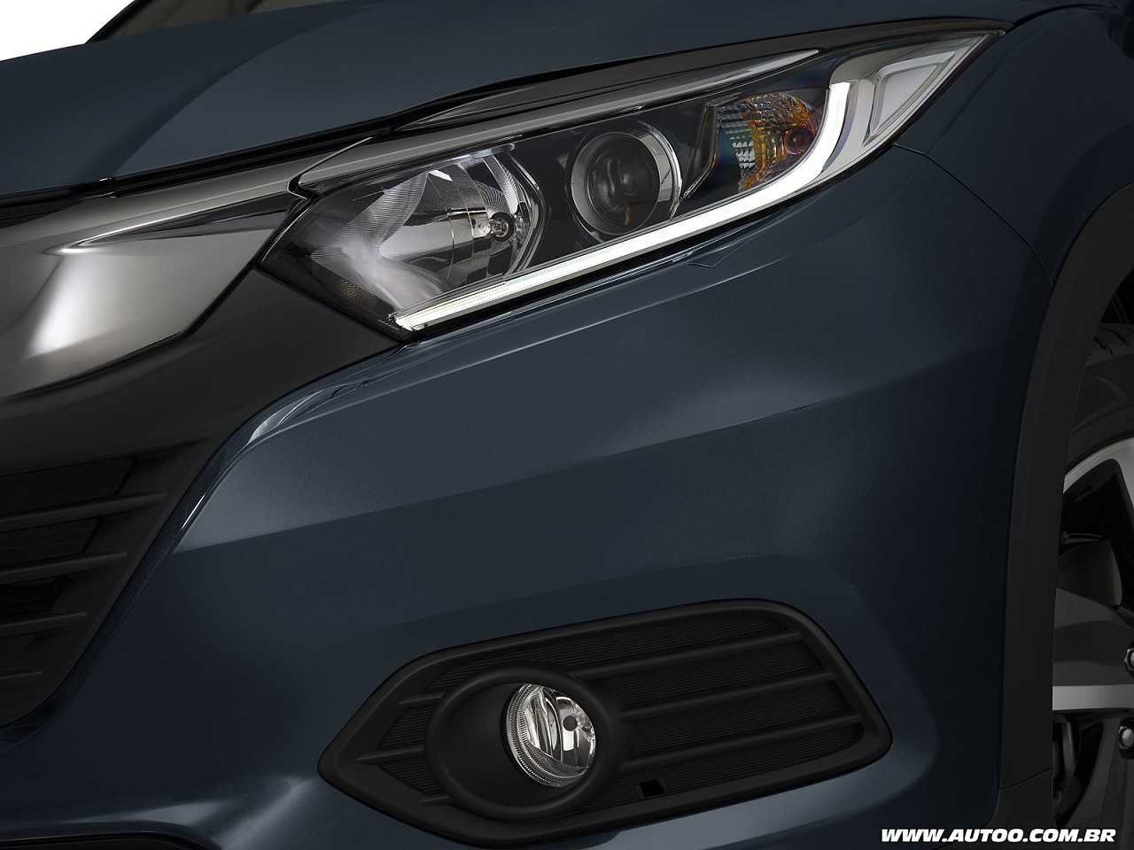 HondaHR-V 2019 - faróis