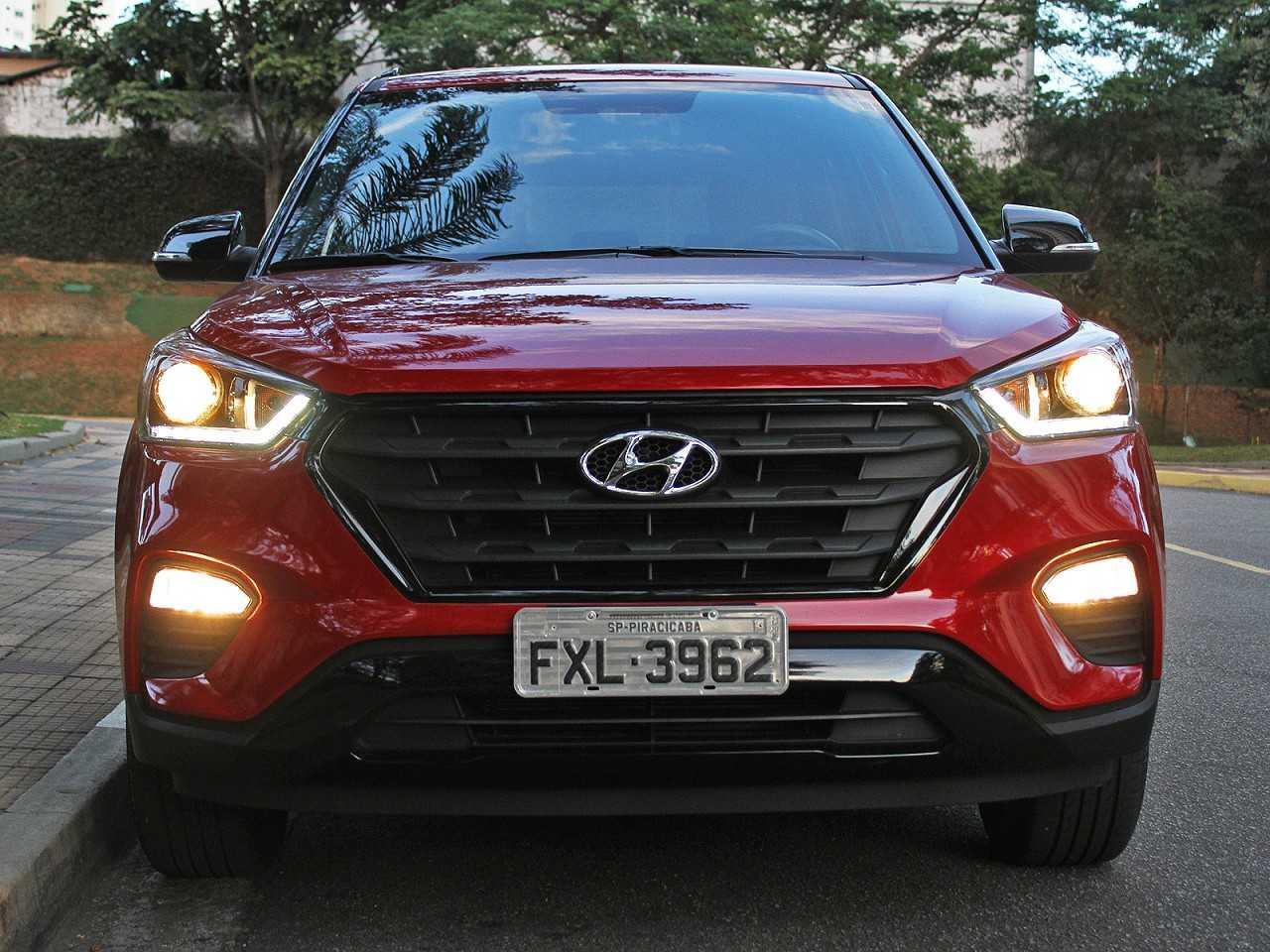 HyundaiCreta 2019 - frente