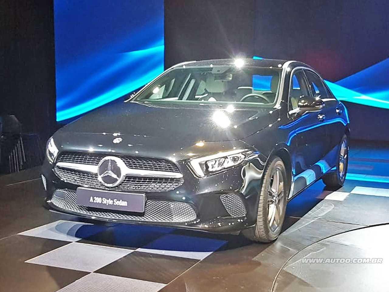 Mercedes-Benz Classe A Sedan 2019