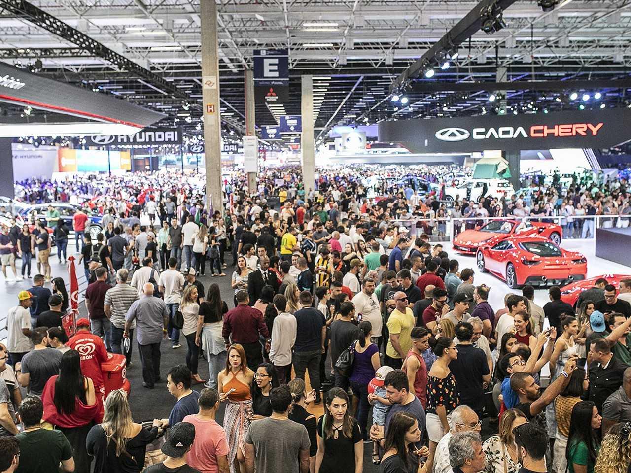 Salão do Automóvel 2018: mais público, menos marcas