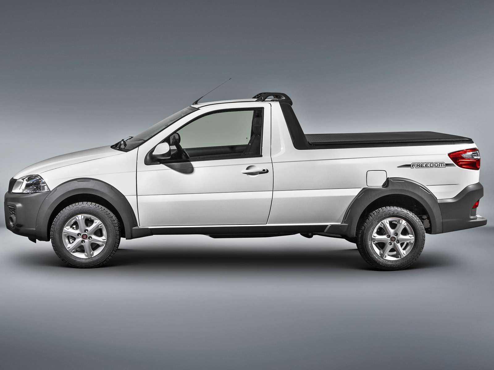 FiatStrada 2019 - lateral