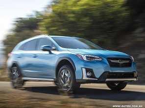 Subaru lança seu primeiro híbrido plug-in