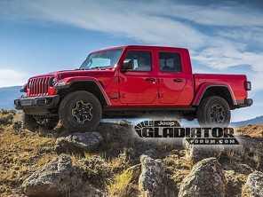 Jeep Gladiator: marca volta a atuar no mundo das picapes