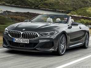 Depois do cupê, BMW Série 8 estreia carroceria conversível