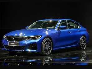 Novo BMW Série 3 aparece quase de surpresa no Salão de São Paulo