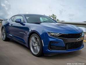 Chevrolet Camaro corre o risco de sair de linha em 2023