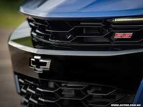 Novo Chevrolet Camaro 2021 deve receber poucas alterações