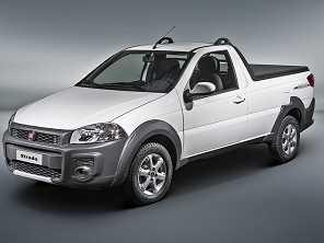 Fiat Strada, a picape 'Highlander', ganha nova versão
