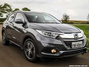 Teste: Honda HR-V EXL 2019