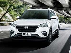 Hyundai Creta: 100 mil unidades emplacadas