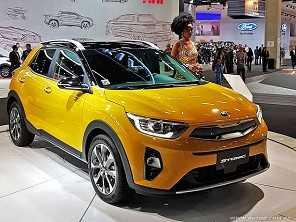 Kia confirma SUV Stonic no Brasil