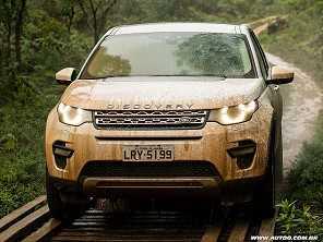 Evoque e Discovery Sport agora contam com motorização flex