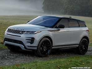 Novo Range Rover Evoque chega por R$ 312.900