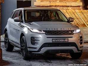 Range Rover Evoque 2020 é revelado na Europa