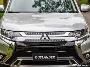 Novo Mitsubishi Outlander 2021 é flagrado na Europa