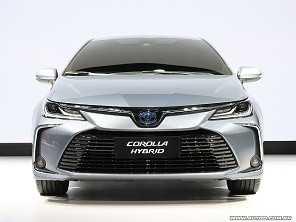 Toyota Corolla 2020, a 12ª geração do sedã, estreia na China