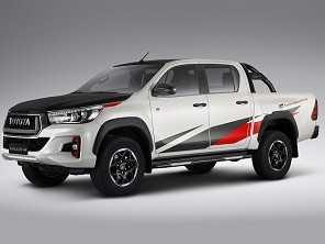 Toyota Hilux V6 estreia semana que vem na Argentina