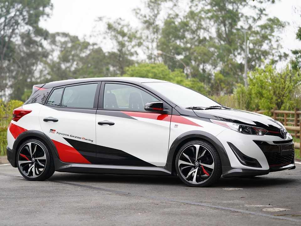 Toyota Yaris GR-S Concept