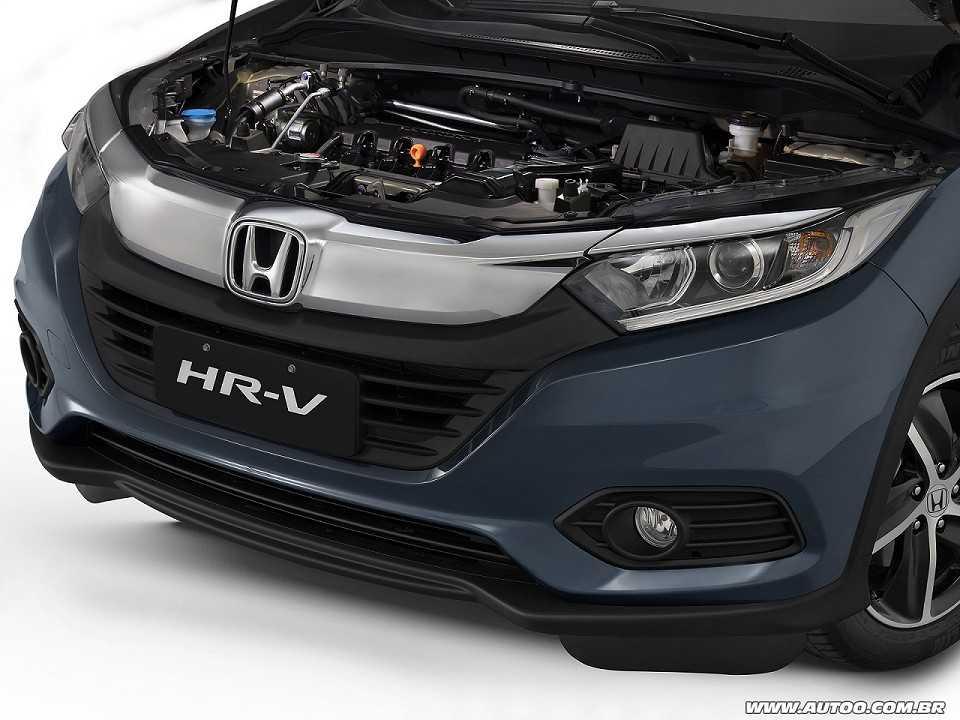 HondaHR-V 2019 - motor