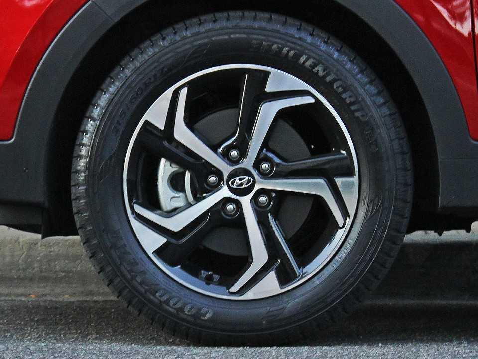 HyundaiCreta 2019 - rodas