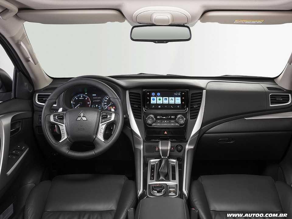MitsubishiPajero Sport 2019 - painel