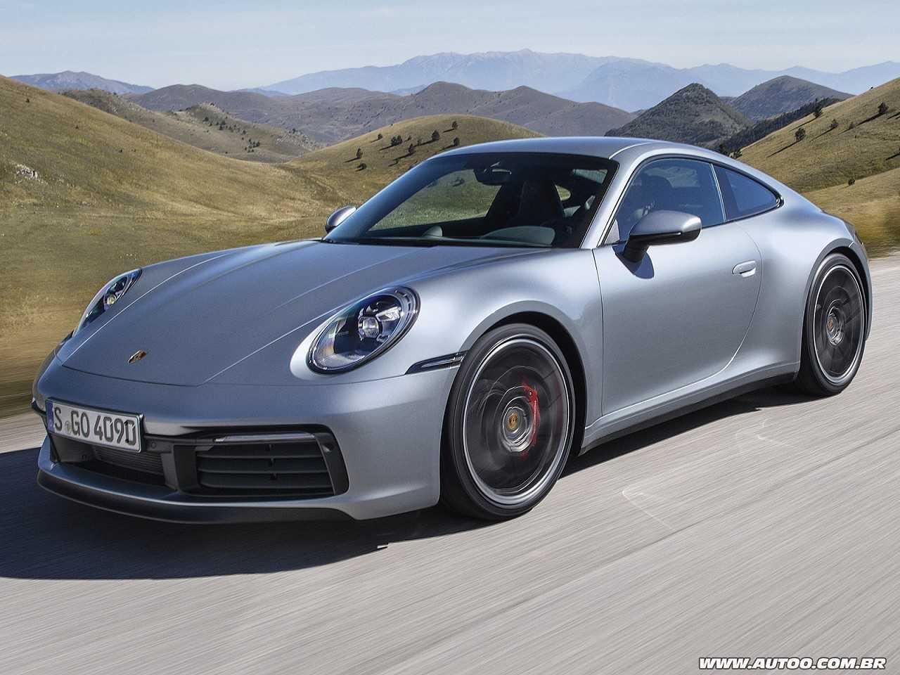Porsche 911 2019