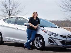 Americana roda mais de 1,6 milhão de quilômetros com um Hyundai Elantra