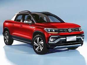 VW Tarok, rival para a Fiat Toro, chegará ao mercado apenas em 2022