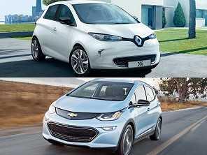 Carros elétricos: comprar um Renault Zoe ou aguardar o Chevrolet Bolt?